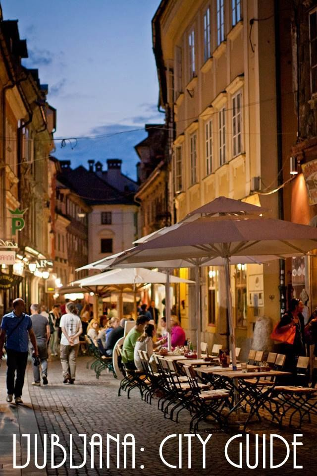 Things to do and see in Ljubljana: best attractions, restaurants, and coffee shops
