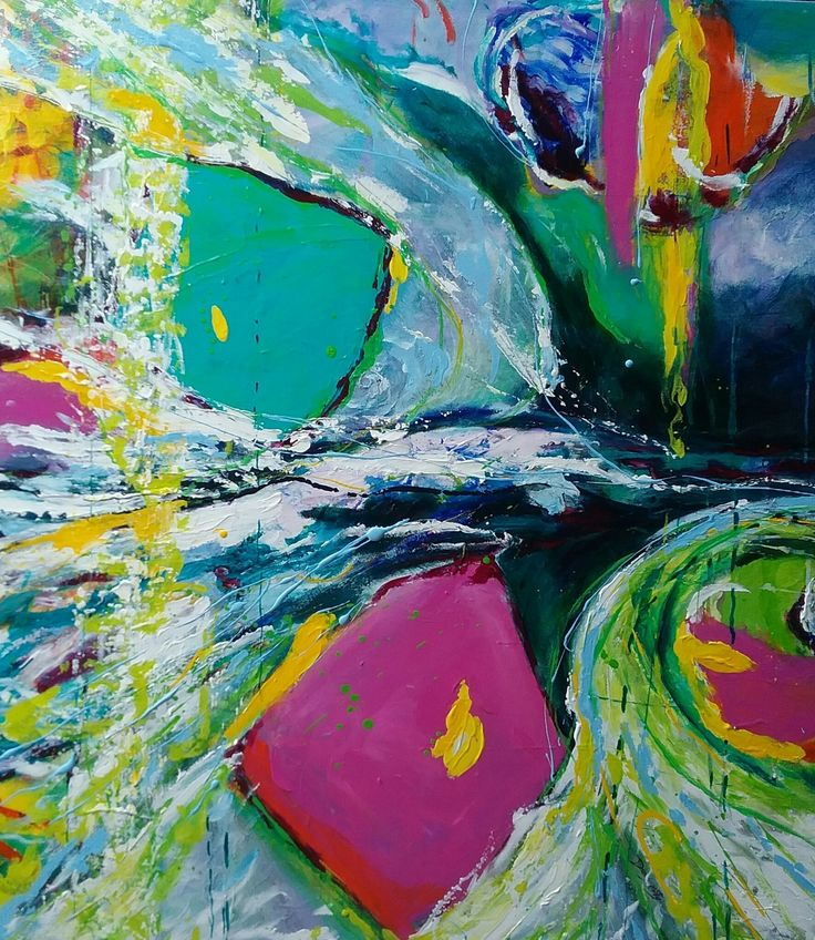 """""""drifting"""" by Debra Dougherty. Paintings for Sale. Bluethumb - Online Art Gallery"""
