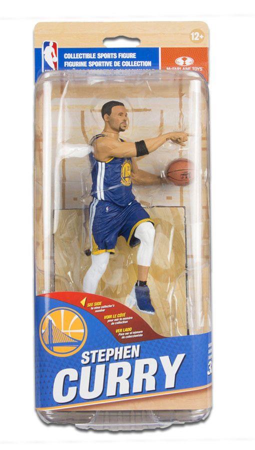 5b3fad23658 Stephen Curry (Golden State Warriors) NBA 32 McFarlane  sports   actionfigures  figures