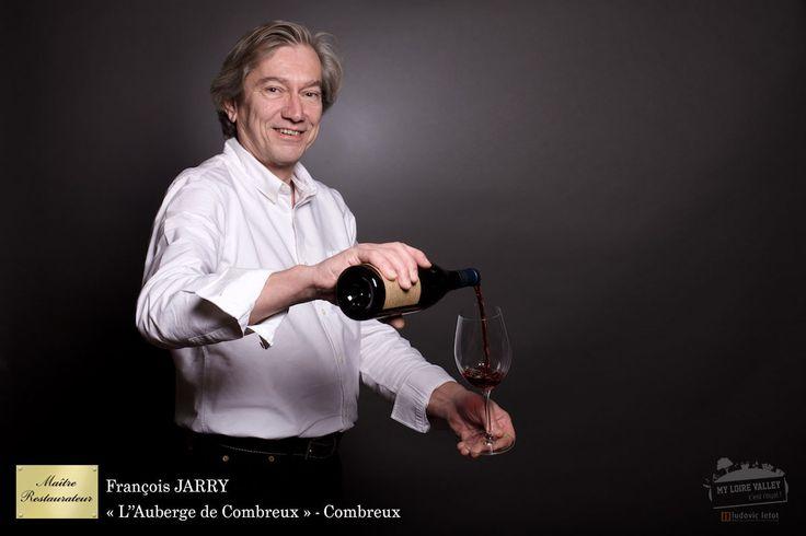 Portrait de François JARRY - L'Auberge de #Combreux par @LudovicLetot pour @MyLoireValley -> http://www.my-loire-valley.com/2015/03/restaurant-auberge-combreux-maitre-restaurateur-combreux/ #MRLoiret #ValdeLoire #Loiret #Gastronomie #CCILoiret