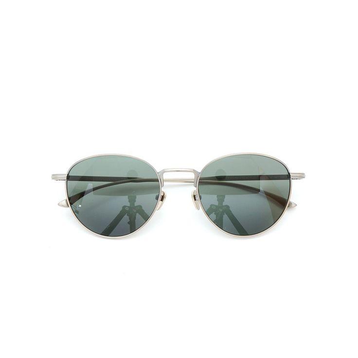 MASUNAGA designed by Kenzo Takada |Sunglasses| Dent de lion #21 AT-GOLD 53size 100-Limited-edition | PonMegane #kenzotakada #sunglass #masunaga #ponmegane
