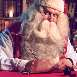 Videos and phone calls from Santa