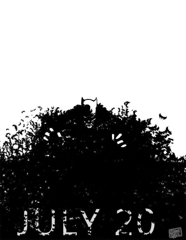 Dark Knight Rises Film Poster