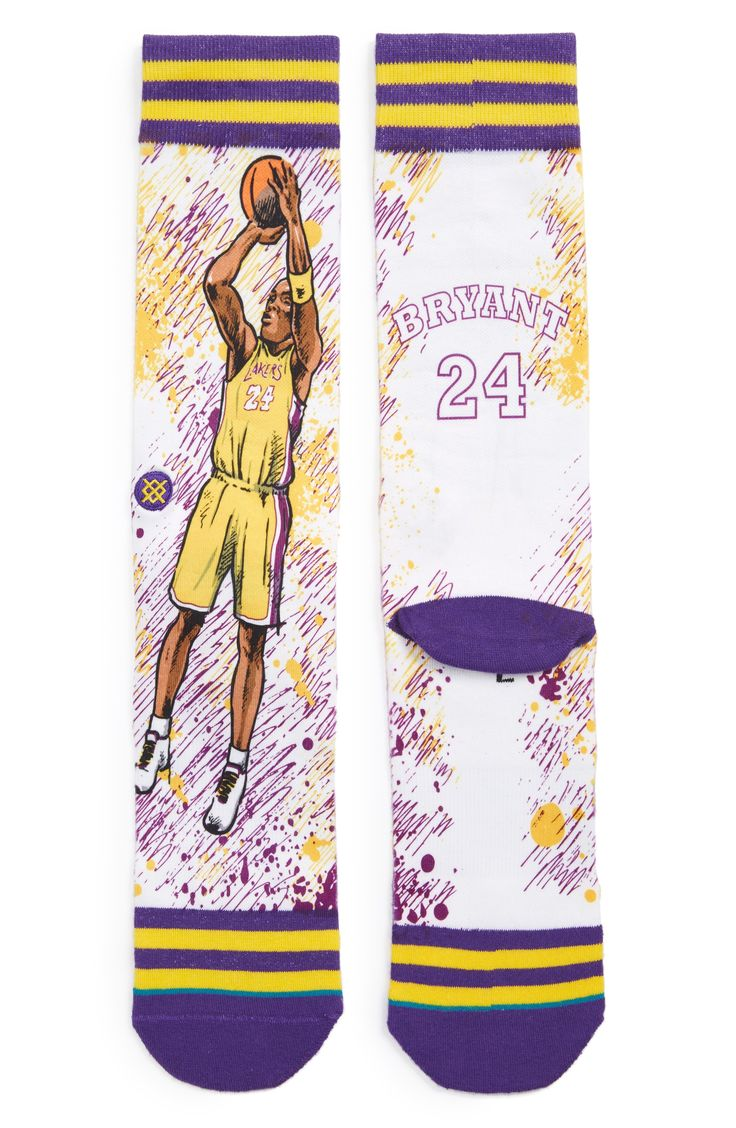 New Stance NBA Legends TF Kobe Socks ,OLIVE fashion online. [$18]top10shopping top<<