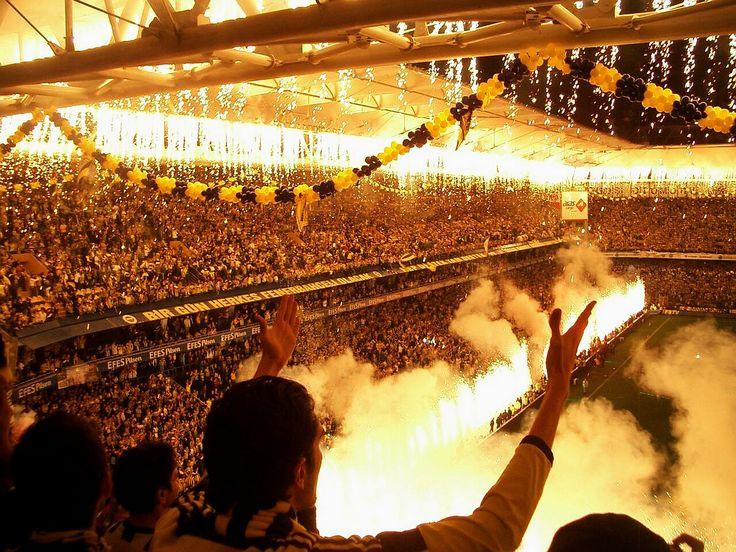 Fenerbahce Sukru Saracoglu Stadium