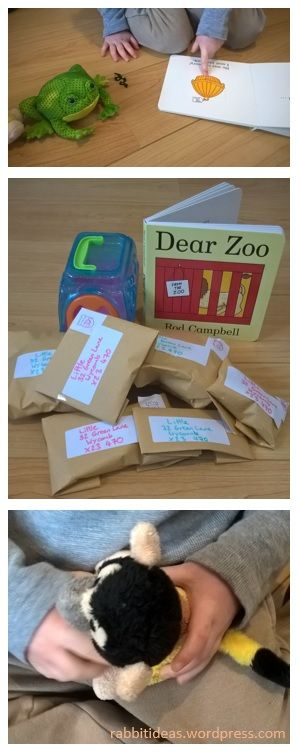 Literacy ideas for toddlers on a budget.