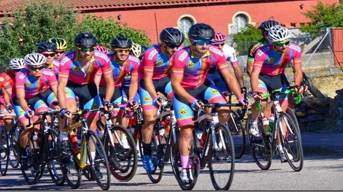 El equipo gallego Guerciotti Redondela representará a España en el Giro de Lombardia y Ruta del Oro ambas pruebas sub 23.