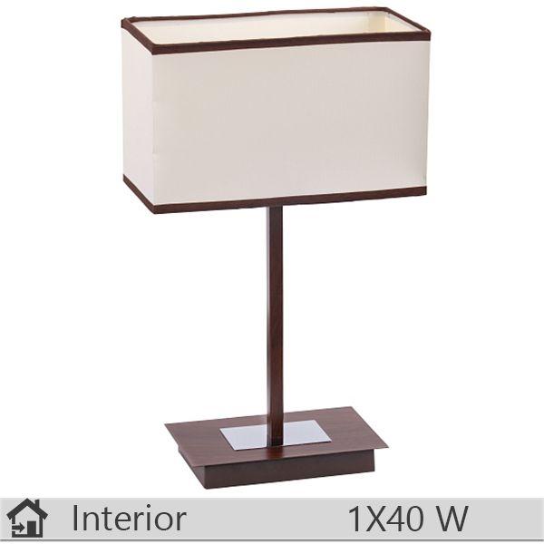 Veioza iluminat decorativ interior Rabalux, gama Kubu, model 2896 http://www.etbm.ro/corpuri-de-iluminat