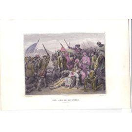 Bataille De Ravenne Mort De Gaston De Foix-Nemours - Malgré la victoire, les Français, suite aux pertes graves, durent se retirer en Lombardie à l'approche d'une armée suisse hostile, en laissant le duc de Ferrare en  grande difficulté. Dès l'évenement la victoire française à Ravenne fut comparée à une défaite, les grands officiers comme Gaston de Foix-Nemours et le vicomte de Lautrec ayant été tués ou gravement blessés au cours du combat.