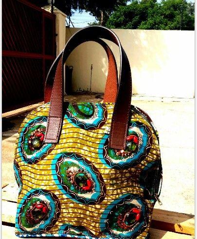 African handbag ~DKK ~ Latest African fashion, Ankara, kitenge, African women dresses, African prints, African men's fashion, Nigerian style, Ghanaian fashion.