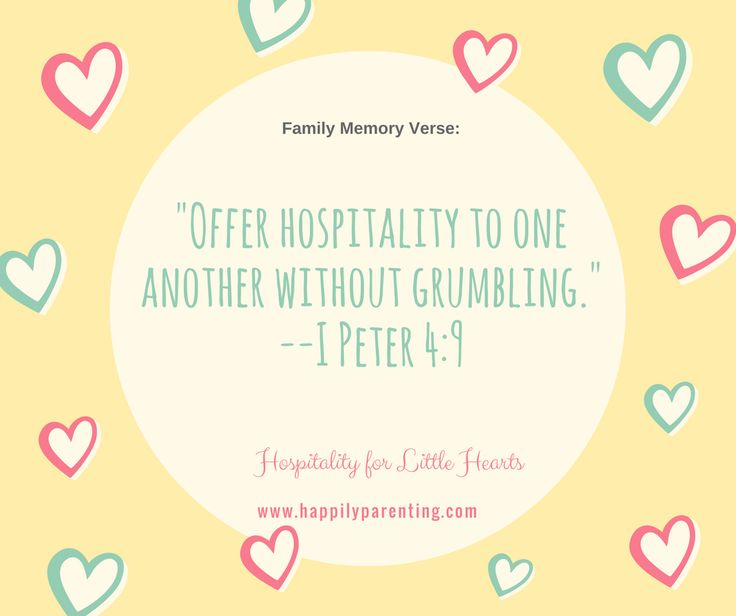 16 best Teaching Hospitality to Little Hearts images on Pinterest - hospitality interview questions