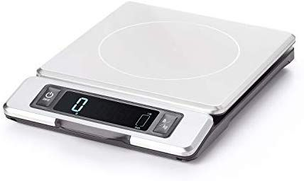 Kitchen Scale Pull Out Display