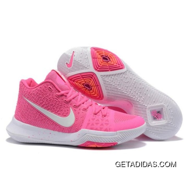 https://www.getadidas.com/new-nike-kyrie-3-pink-white-basketball-shoes-for-sale.html NEW NIKE KYRIE 3 PINK WHITE BASKETBALL SHOES FOR SALE Only $98.14 , Free Shipping!