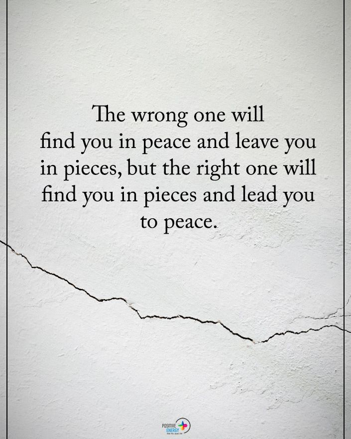 """9,013 Likes, 123 Comments - Motivation + Positive Quotes (@positiveenergy_plus) on Instagram: """"Double TAP if you agree. The wrong one will find you in peace and leave you in pieces, but the…"""""""