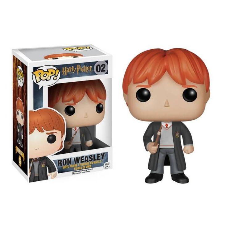 Figurine Pop! Harry Potter Ron Weasley