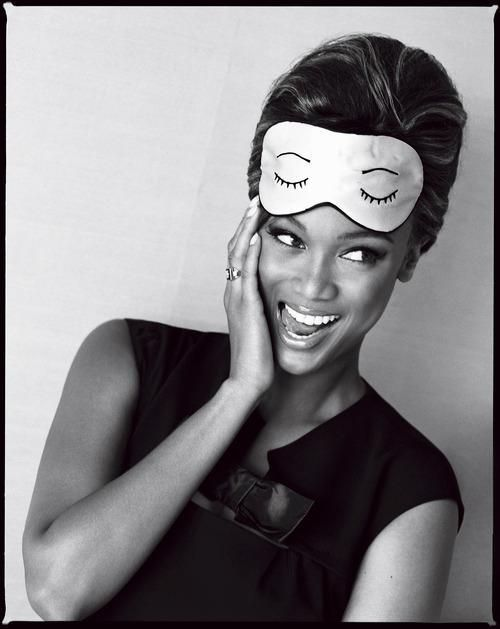 Tyra Banks isn't one to do anything halfway. As a model, she broke ground as the first black Victoria's Secret Angel and the first African-American to cover the Sports Illustrated swimsuit issue. Her modeling-competition show, America's Next Top Model is going into its second decade. In her free time, she writes the occasional Wall Street Journal op-ed. But at this particular moment, Banks is fully focusing on her new cosmetics line, TYRA Beauty.