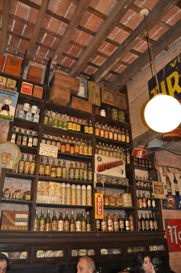 Un bar de San Antonio de Areco