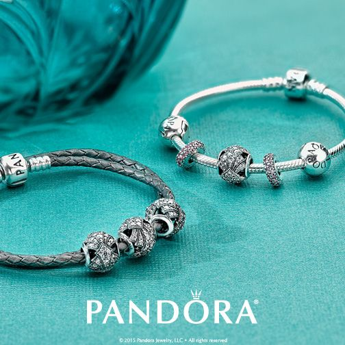 Beat the heat this summer with the PANDORA oriental fan charm. Whether on a braided leather or classic clasp bracelet, you will be feeling cool all summer long!