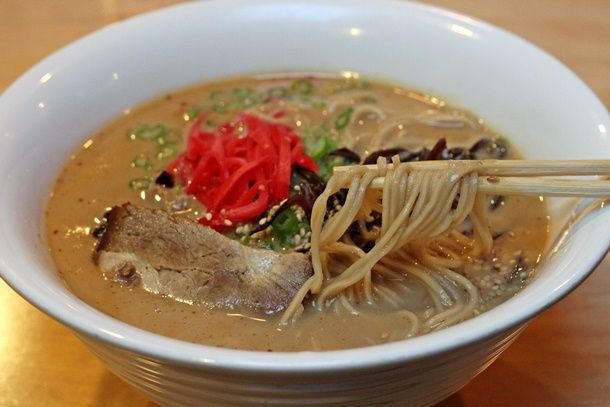 Ramen in Seattle... one bowl at a time.#ramen #noodle  #Seattle