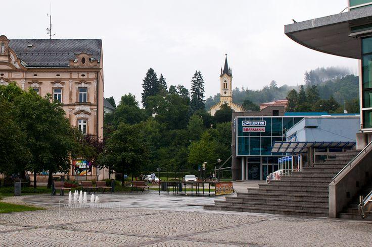 Vsetín (Dolní náměstí)