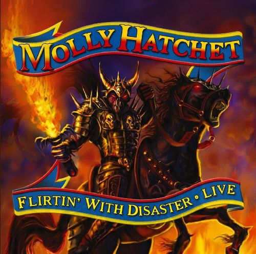 13 Best Molly Hatchet Album Covers Images On Pinterest