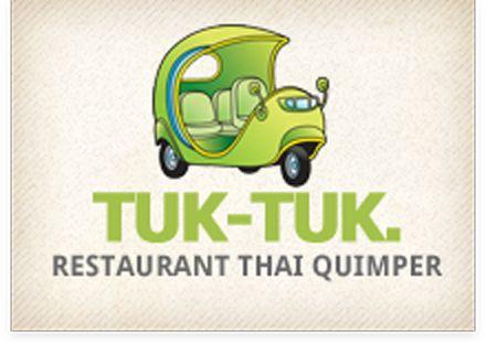 Tuk Tuk restaurant Thai à Quimper