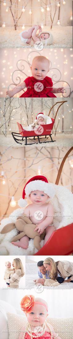 Baby A's christmas sneak peak! Soooo adorable.