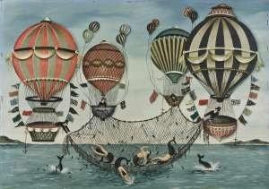 Ballooning for MermaidsGlobos Aerostáticos, Hot Air, Mermaid Luv, Gas Balloons, Air Balloons, Cafepressfathersday Balloons, Mythical Creatures