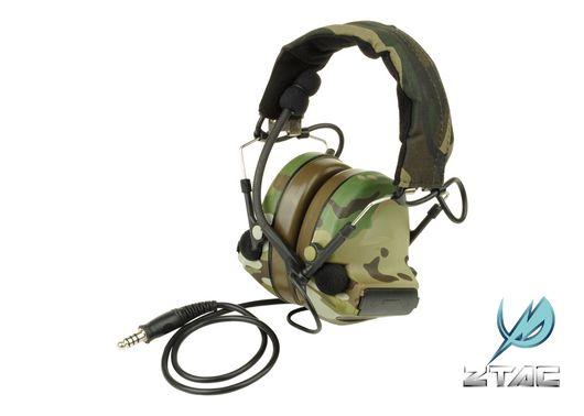 ZComtac II Combat Helmet Headset Multicam Noise canceling Military Standard Plug Fits PASGT helmet noise canceling headphone //Price: $US $93.31 & FREE Shipping //     #hashtag4