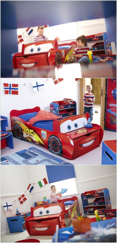 Faites le plein de créativité pour la chambre de votre enfant