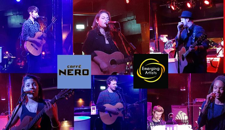The stage at the PianoWorks Farringon was buzzing with talent last night for the Emerging Artists CAFFE NERO SHOWCASE NIGHT. The Headliners Steve Young and Band Steve and the Band cranked up the volume and the crowd with a mix of covers and original material heres a quickshot  Danni...