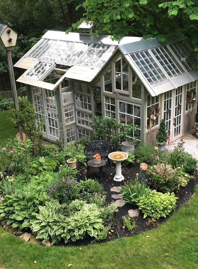 Garten Landschaftsbau Design Pflanzen Pflanzen Gewchshaus Gewchshaus Patio Design Garten In 2020 Cottage Garden Design Garden Landscape Design Cottage Garden
