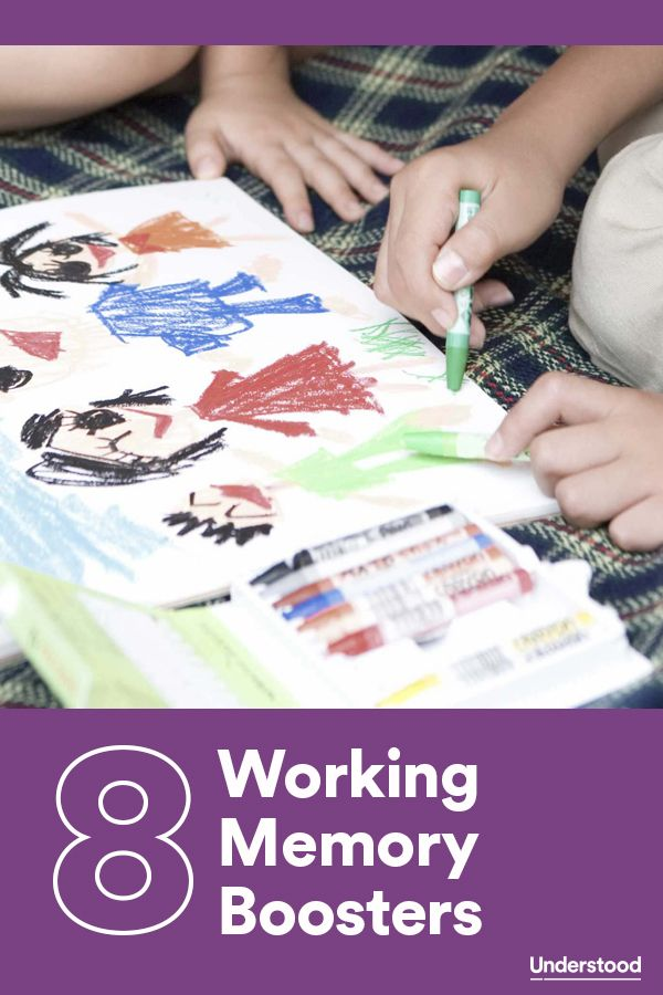 How you can help your child build working memory skills