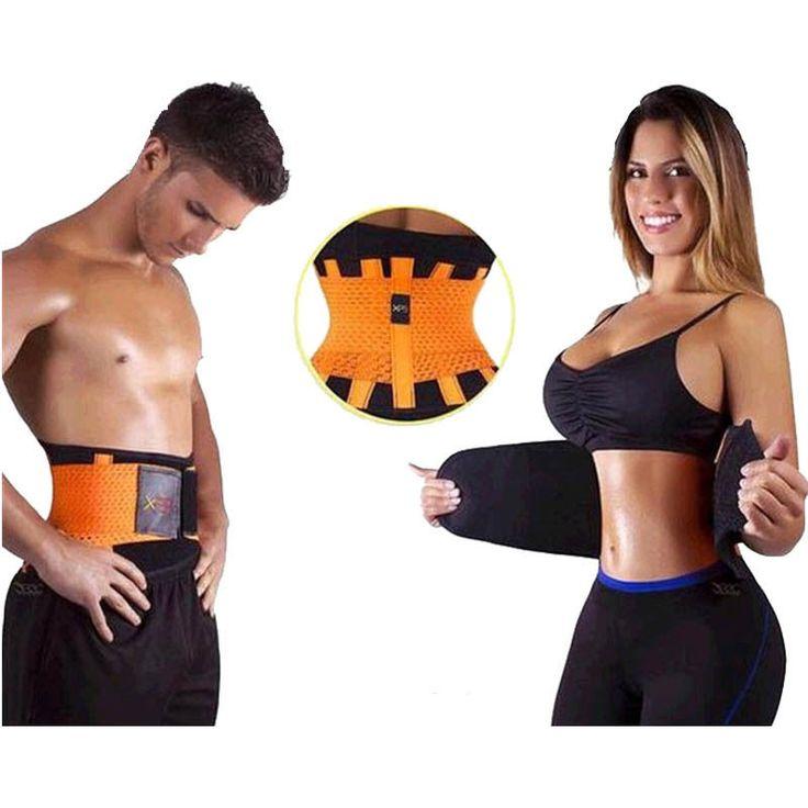 Original Xtreme Power Belt,Xtreme Belt Slimming, Osmotic Pressure, Waist Trainer