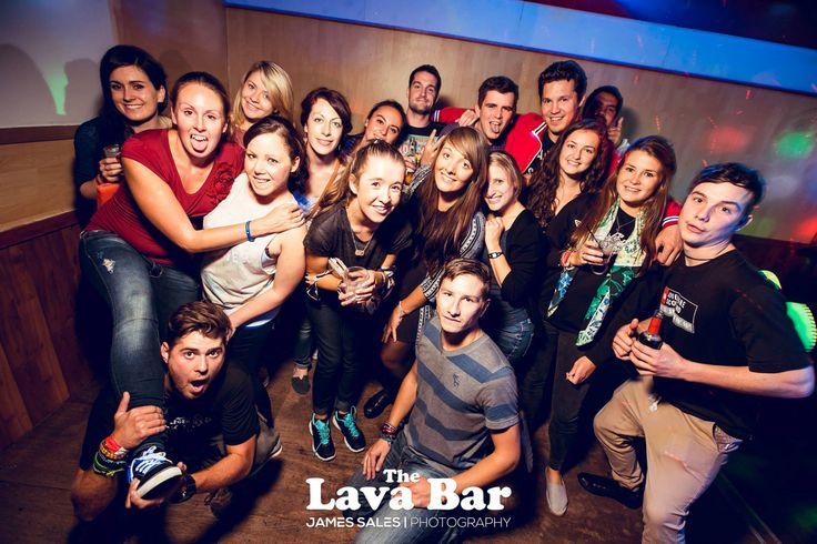 Lava Bar, Rotorua.