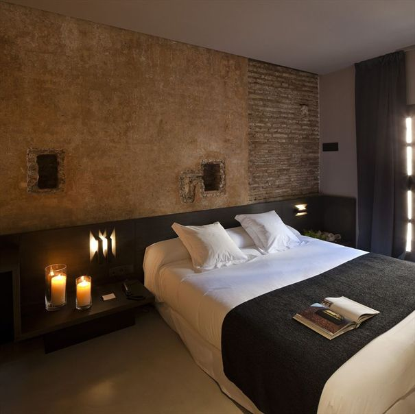 Best Slaapkamer Inspiratie Images On Pinterest Bedroom - 65 impressive bedrooms with brick walls