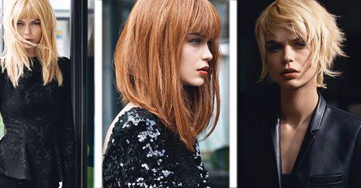 crea il tuo stile #noccoparrucchieri!  ....Le novità sui capelli 2015-2016 dicono che dovranno essere medio lunghi con taglio scalato ed un ciuffo, da portare in diverse maniere, a seconda della forma del viso, una cosa che conta molto quando si scegli di cambiare taglio ai propri capelli. Il taglio di capelli corti è la tendenza della stagione, ma non è detto che questo stia bene a tutte le donne, perciò, in tal caso, si potrebbe mostrare qualcosa di medio-lungo e scalato, che può…