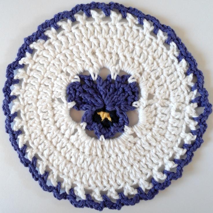 487 best ~ CROCHET potholders 1 ~ images on Pinterest   Crochet ...