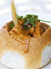 Nederlandstalig recept voor Zuid Afrikaanse Bunny Chow