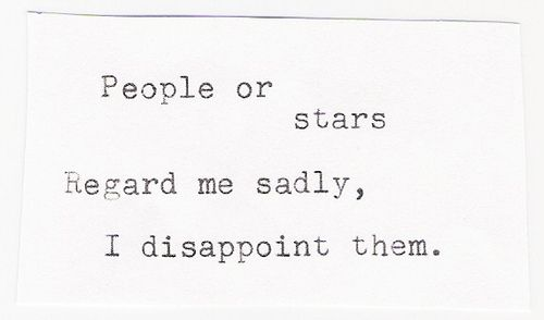 (maybe) // quote by Sylvia Plath