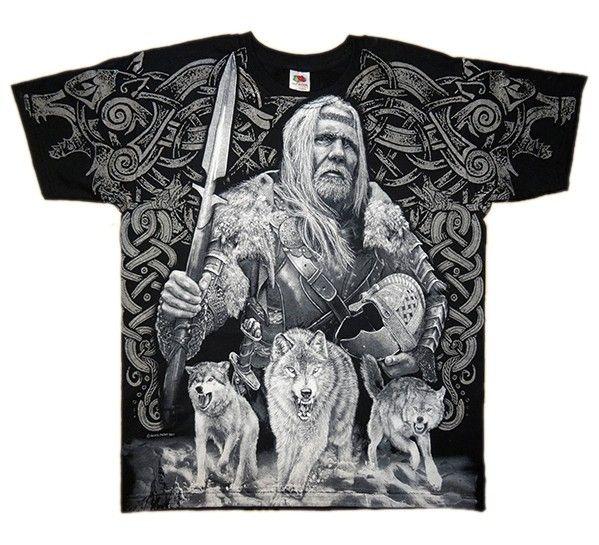 Viking Ragnarok póló