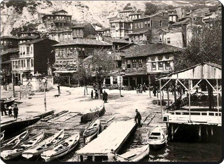 Sarıyer / Yenimahalle İskelesi -1900'