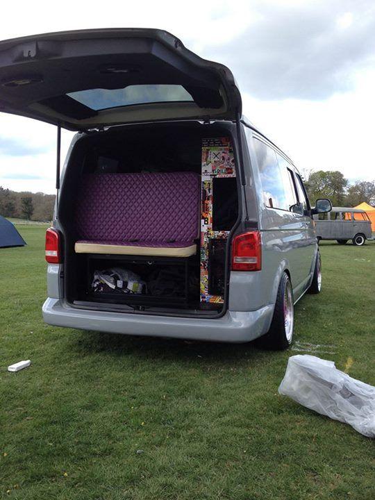 nice vw t5 interior campervan campers pinterest. Black Bedroom Furniture Sets. Home Design Ideas