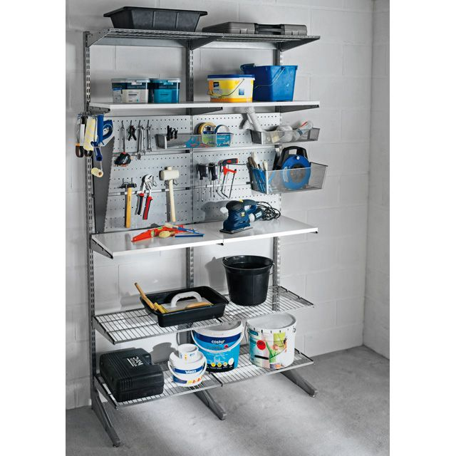163 best images about rangement atelier garage garage organization ideas on pinterest pvc. Black Bedroom Furniture Sets. Home Design Ideas