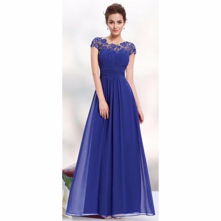 Elegant Simple Dark Blue Keyhole Back Tulle Evening Dress ! Women Party Dress ,Cheap Evening Dresses,Burgundy Evening Gowns ,Lavender Evening Dress,Purple Evening Dress