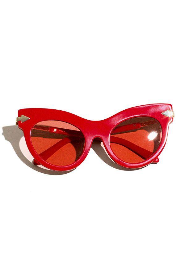 89f663273aa6 Karen Walker - Red Miss Lark | BONA DRAG | acc. | Karen walker ...