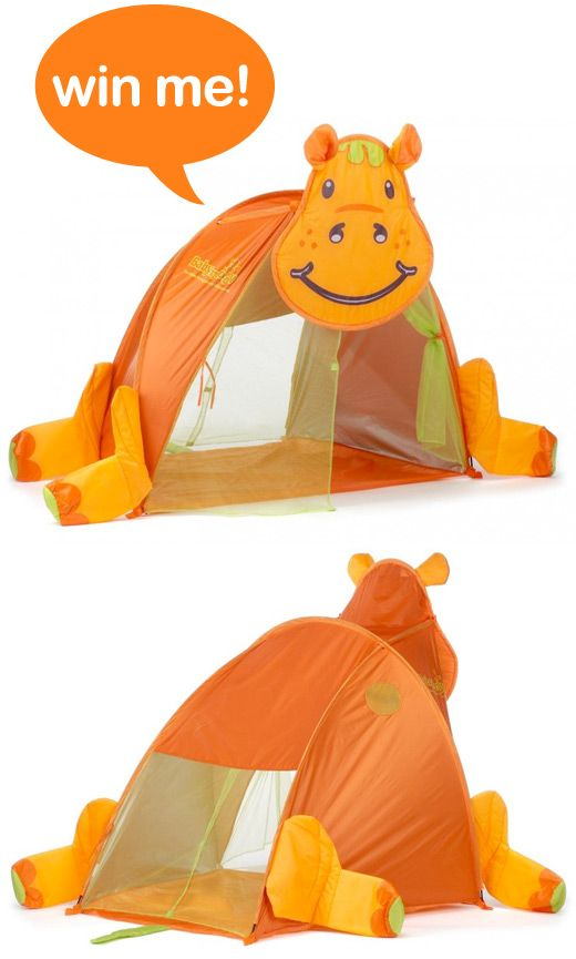 Babymoov Hippo Tent Giveaway, Baby Vegas