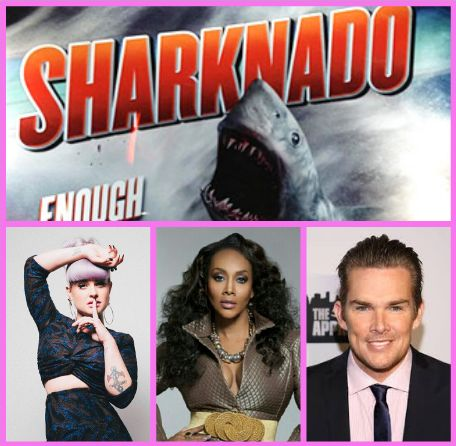 Kelly Osbourne, Vivica A. Fox, Mark McGrath, Andy Dick, and More Join Cast of Syfy's 'Sharknado 2'! (Details Here)