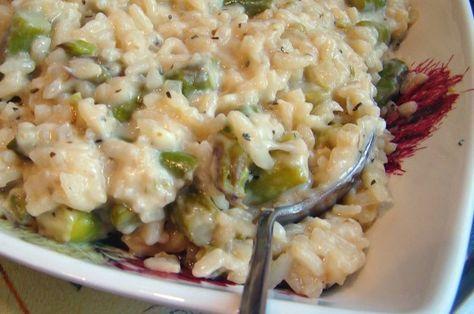 Asparagus Risotto Recipe - Food.com