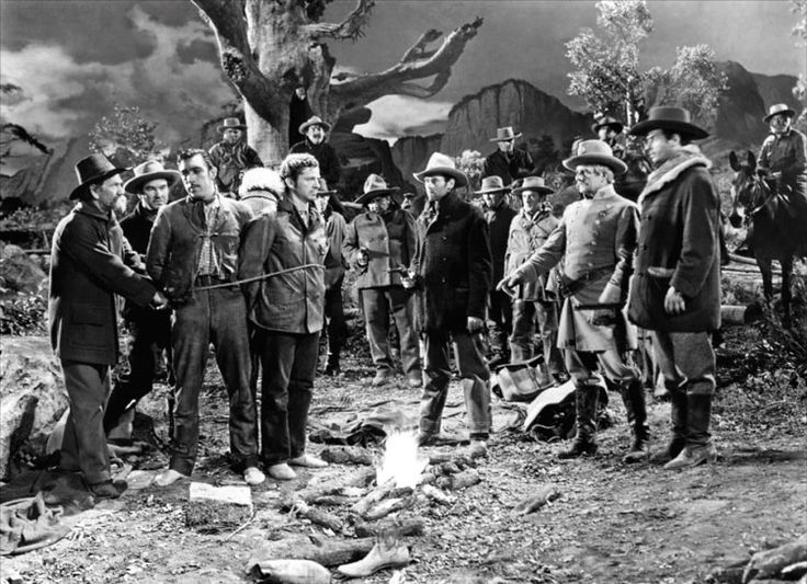 164.  The Ox-Bow Incident (1943)  Sheriff: God better have mercy on you. You won't get any from me.